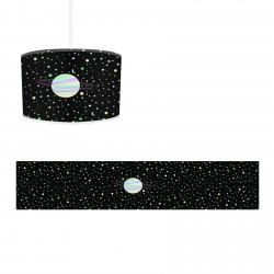 Uzay ve Satürn Erkek Çocuk  Avize-CA134