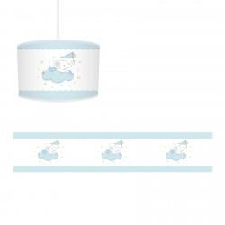 Bulut Üstünde Fil Erkek Çocuk  Avize-CA144