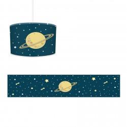 Kayan yıldızlar ve Satürn Erkek Çocuk  Avize-CA196