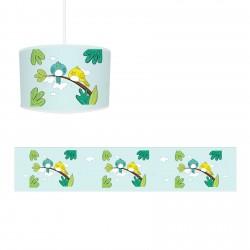 Ağaç Bulut ve Kuşlar Erkek Çocuk  Avize-CA220