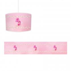 Balonlu Prenses Kız Çocuk Odası  Avize-CA515