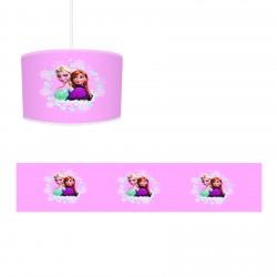 Çizgi Prensesler Kız Çocuk  Avize-CA590