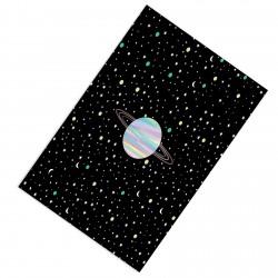 Uzay ve Satürn Erkek Çocuk  Halısı-CE134