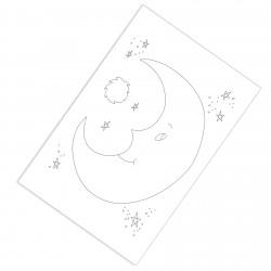 Sevimli Aydede Erkek Çocuk  Halısı-CE162