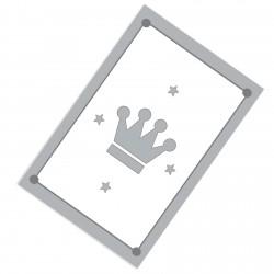 Dört Yıldız ve Taç Erkek Çocuk  Halısı-CE212