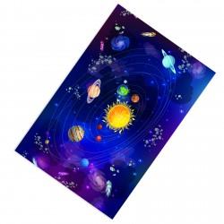 Galaksi Güneş ve Gezegenler Erkek Çocuk  Halısı-CE232