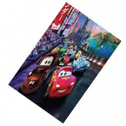 Yarışçi Arabalar Erkek Çocuk  Halısı-CE81