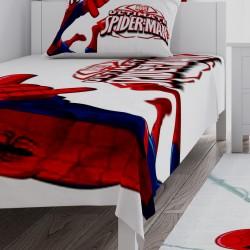 Çizgi Karakter Spiderman Erkek Çocuk  Yatak Örtüsü-CYO182