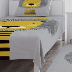 Aslan Erkek Çocuk  Yatak Örtüsü-CYO189