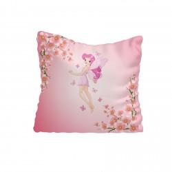 Çiçek ve Prenses Kız Çocuk Odası Kırlent-KIR509