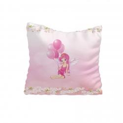 Balonlu Prenses Kız Çocuk Odası  Kırlent-KIR515
