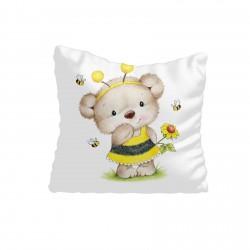 Arı Kostüm Minik Ayı Kız Çocuk  Kırlent-KIR691